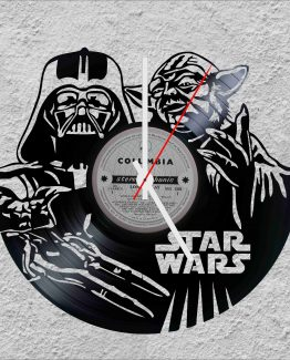 LP Vinyl Clocks