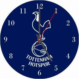 Tottenham Hotspur CD Clock