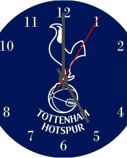 Tottenham Hotspur CD Clock