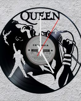 Queen LP Vinyl Clock