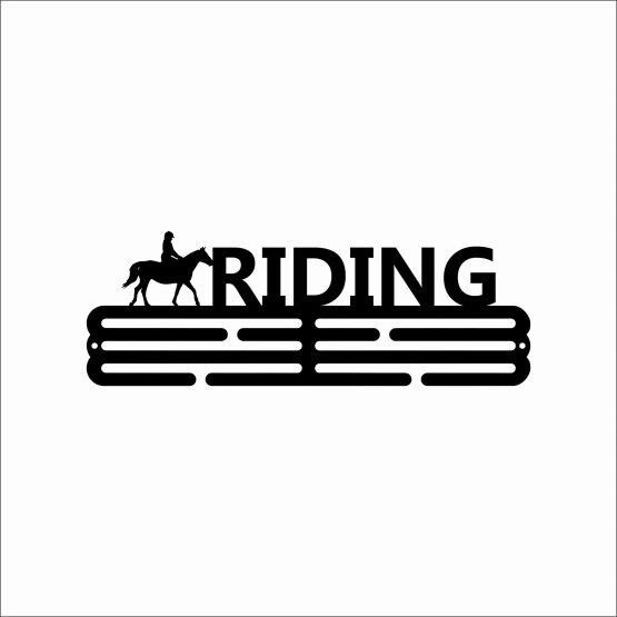 Medal Hanger Riding