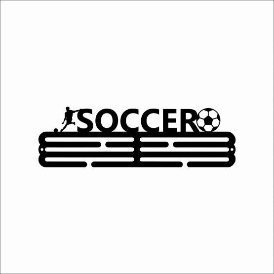 Medal Hanger Soccer