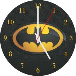 Batman CD Clock