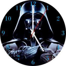 Darth Vader CD Clock