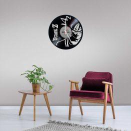 DragonBall Z LP Vinyl Clock