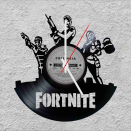 Fortnite Clock