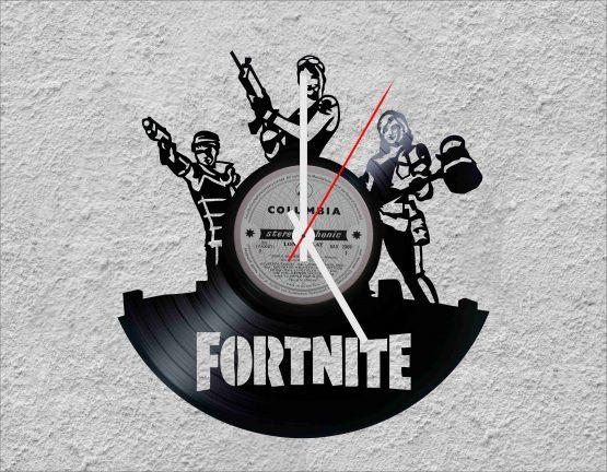 Fortnite Clock